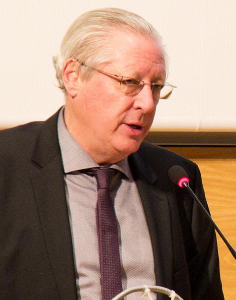 Mark Suykens, afscheidnemend algemeen directeur van de VVSG