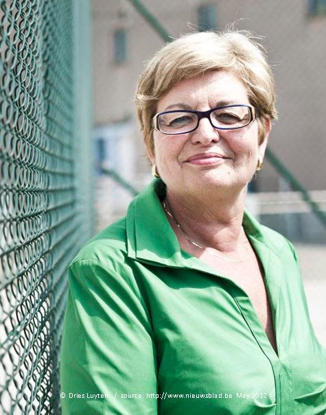 Nicole De Clerq, voormalige gevangenisdirecteur en topambtenaar binnen het gevangeniswezen